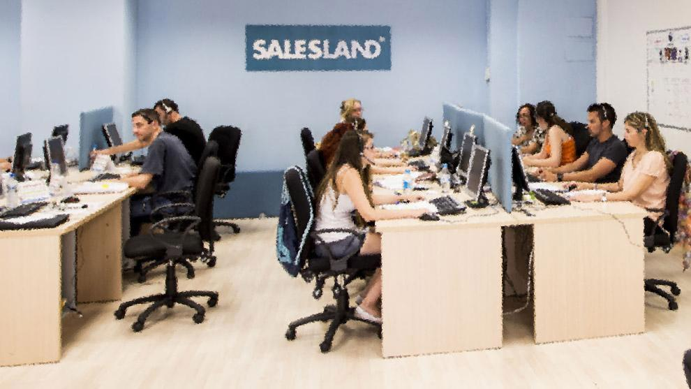 Call_Center_Salesland