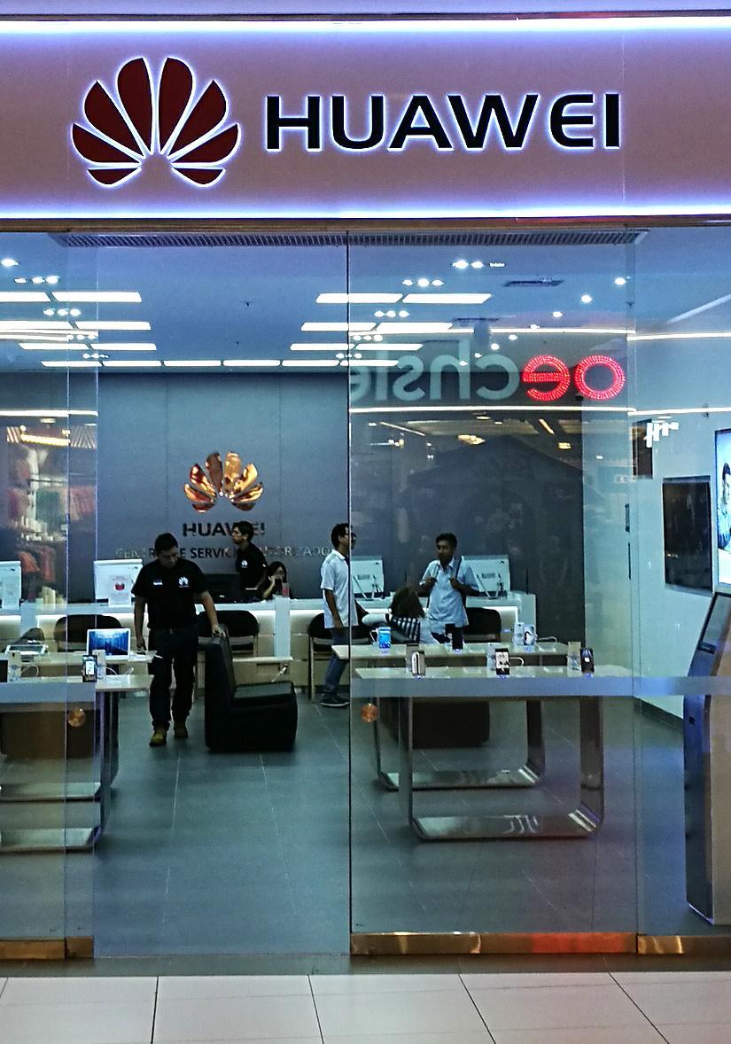 Tienda Huawei Salesland